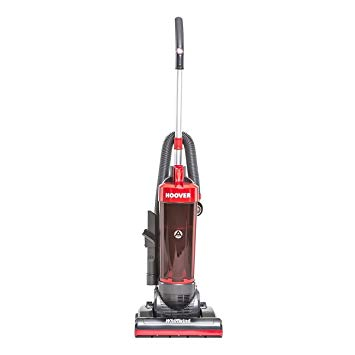 WHIRLDWIND 750W BAGLESS UPRIGHT VACUUM CLEANER GREY AND RED HOOVER WR71WR01001