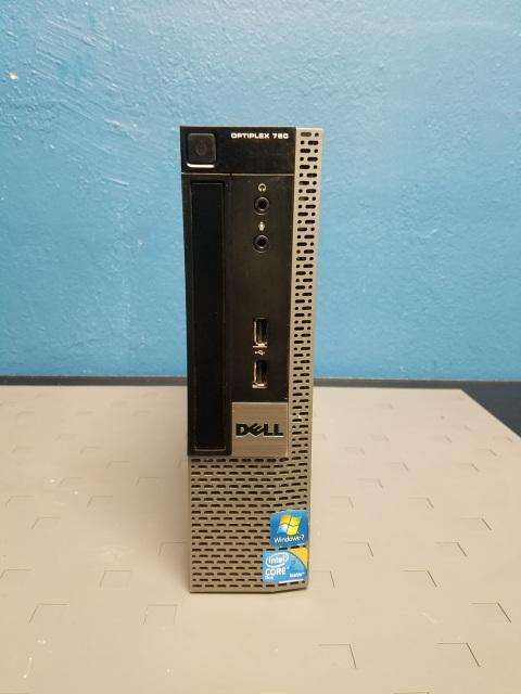 Dell Optiplex 780 Usff Intel Core 2 Duo 2 97ghz 160gb