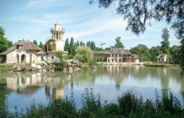 Hameau de la Reine: Marie Antoinette's fake Austrian village at Versailles