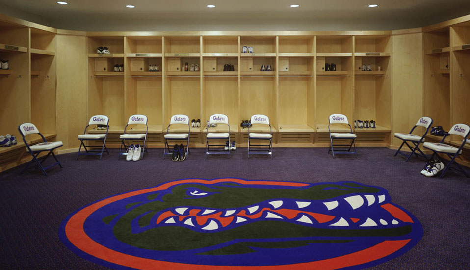University Of Florida Basketball Practice Facility
