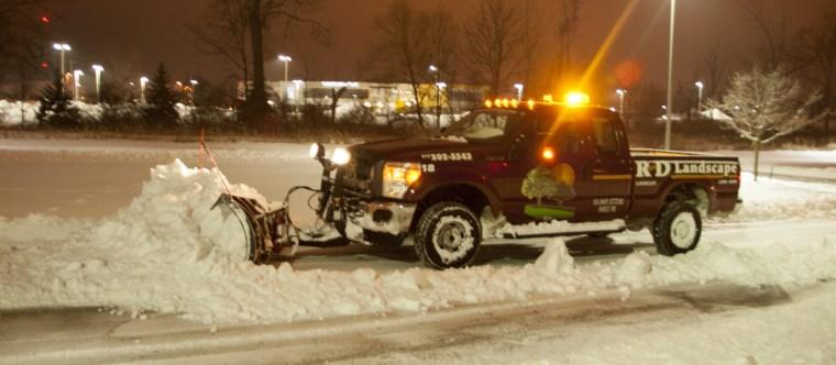 Commercial & Condo Snow Plowing & De-Icing