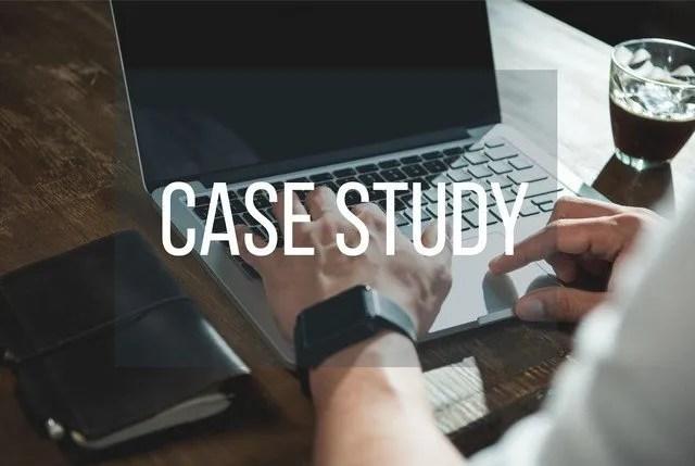 Case Study: Data!