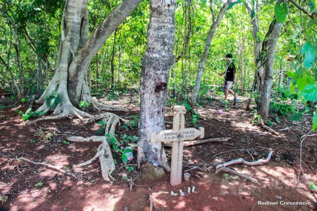 Especial Chiquitanos - Local da Morte na fronteira de Mato Grosso com a Bolívia
