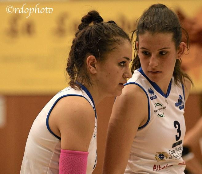 Jessica Faoro e Elena Zannin