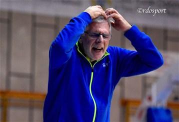 Giulio Carpene coach della Pallavolo Feltre (©rdophoto)