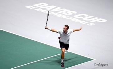 Philipp Kohlschreiber Germania - Davis Cup Madrid 2019