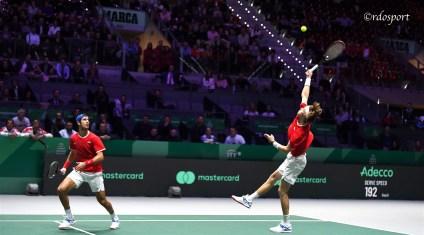 Rublev e Khachanov Team Russia - Davis Cup 2019