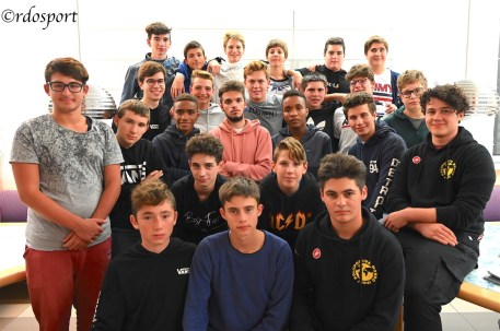 Settore giovanile Pallamano Belluno stagione 2019-20