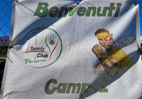 Il Campo numero 2 è stato dedicato a Rafa Nadal