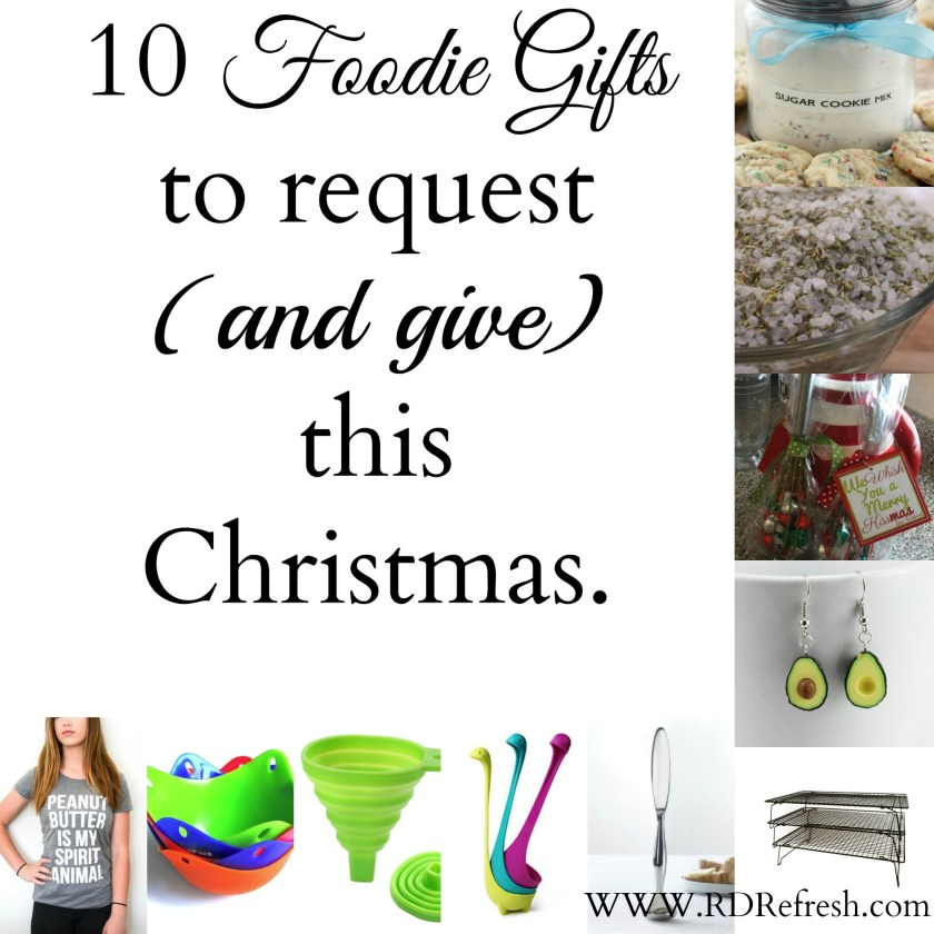 Gifts to request and give this Christmas