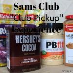 Sams Club Pickup