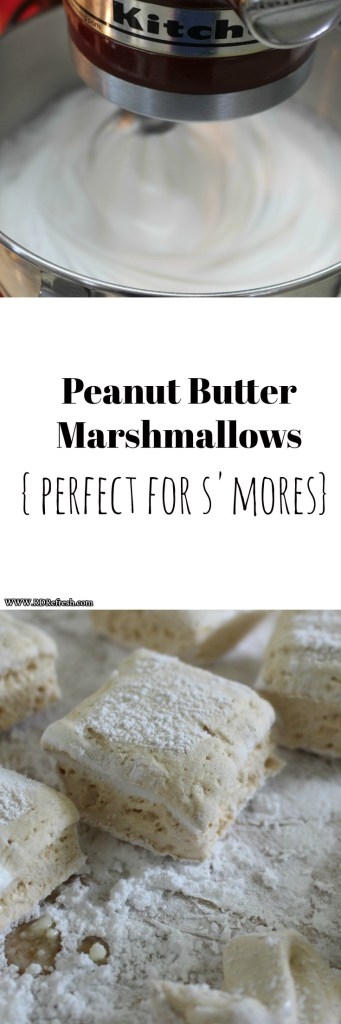 Peanut Butter Marshmallow Pin