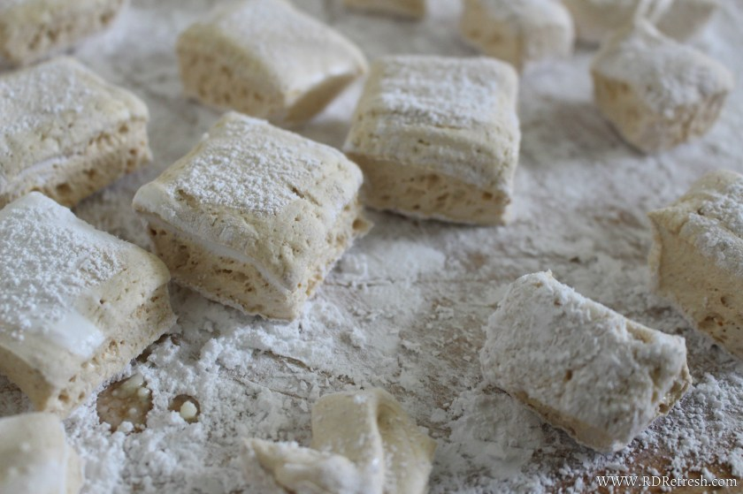 Peanut Butter Marshmallows