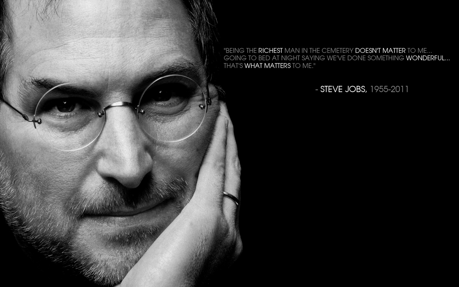 Great Famous Quotes Seven Steve Jobs Quotes  Ross Willits