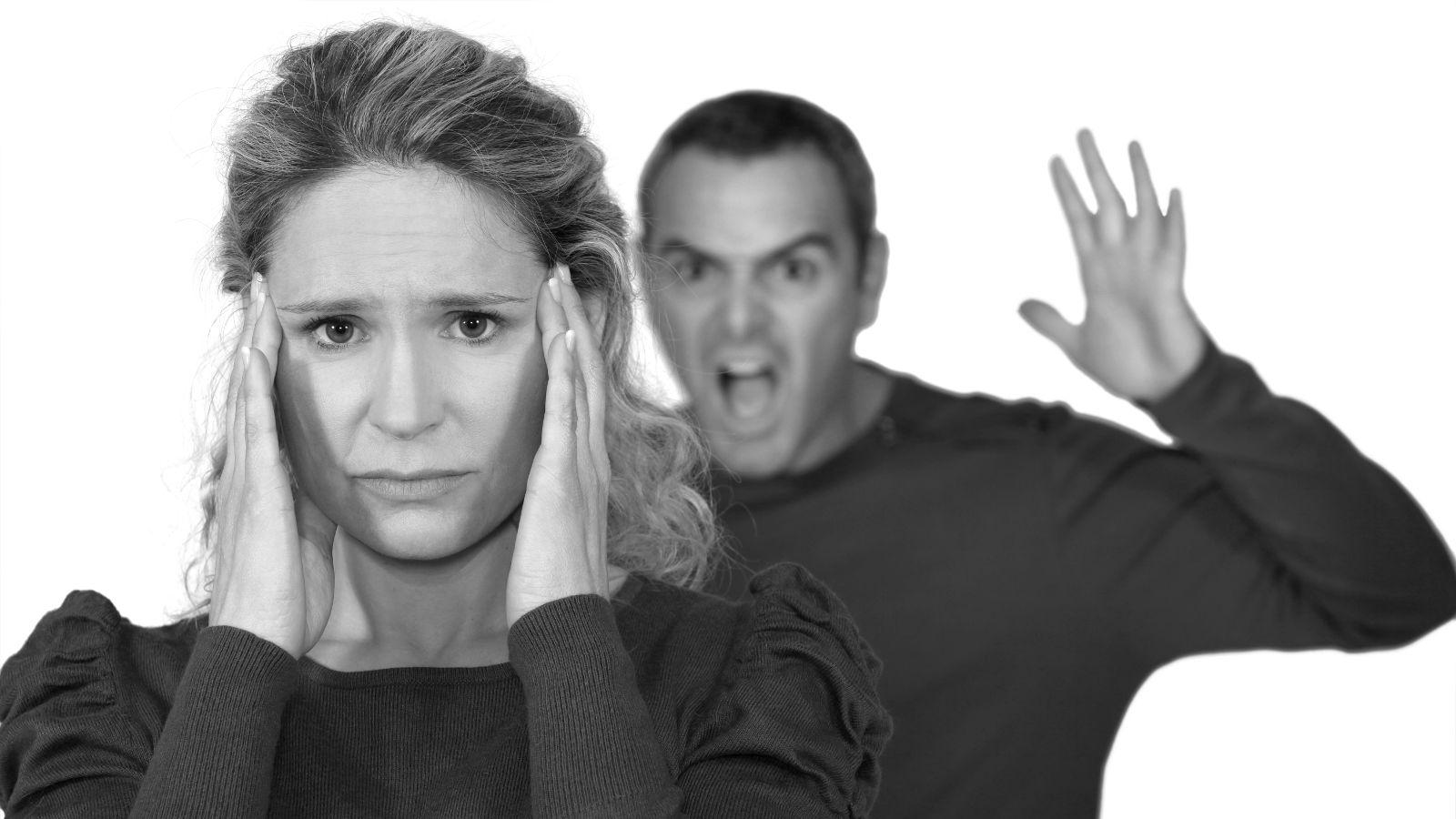 verbale Gewalt - Wutausbrüche die einschüchtern und Angst