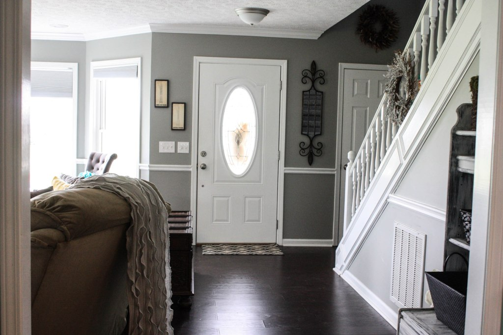 living room makeover before and after