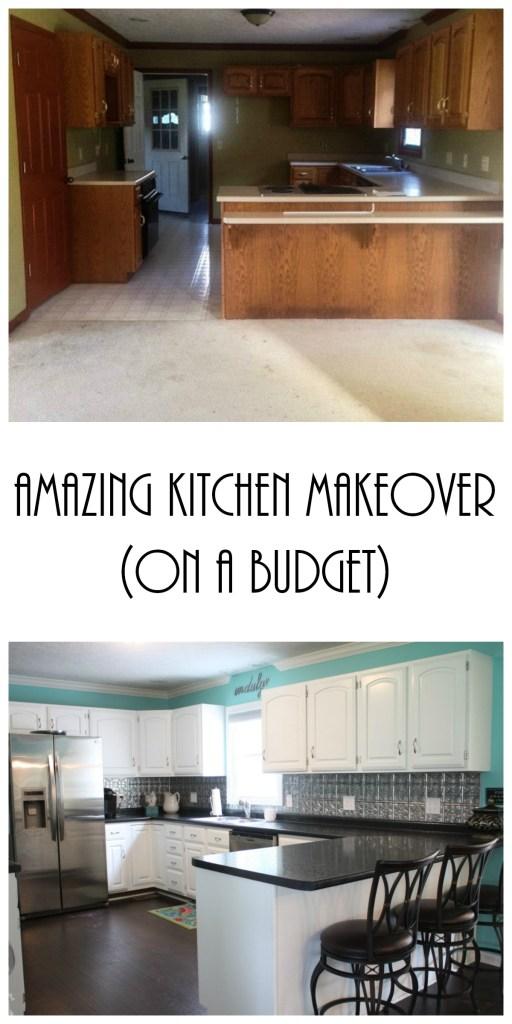 kitchen makeover budget
