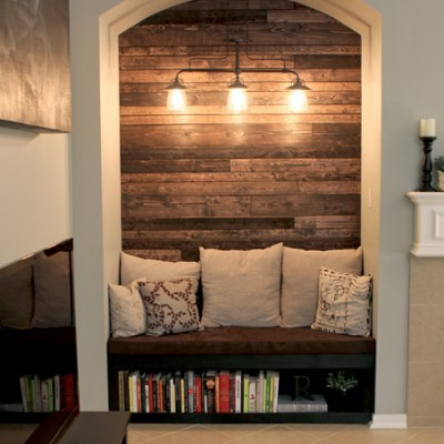 8 Beautiful DIY Planked Walls