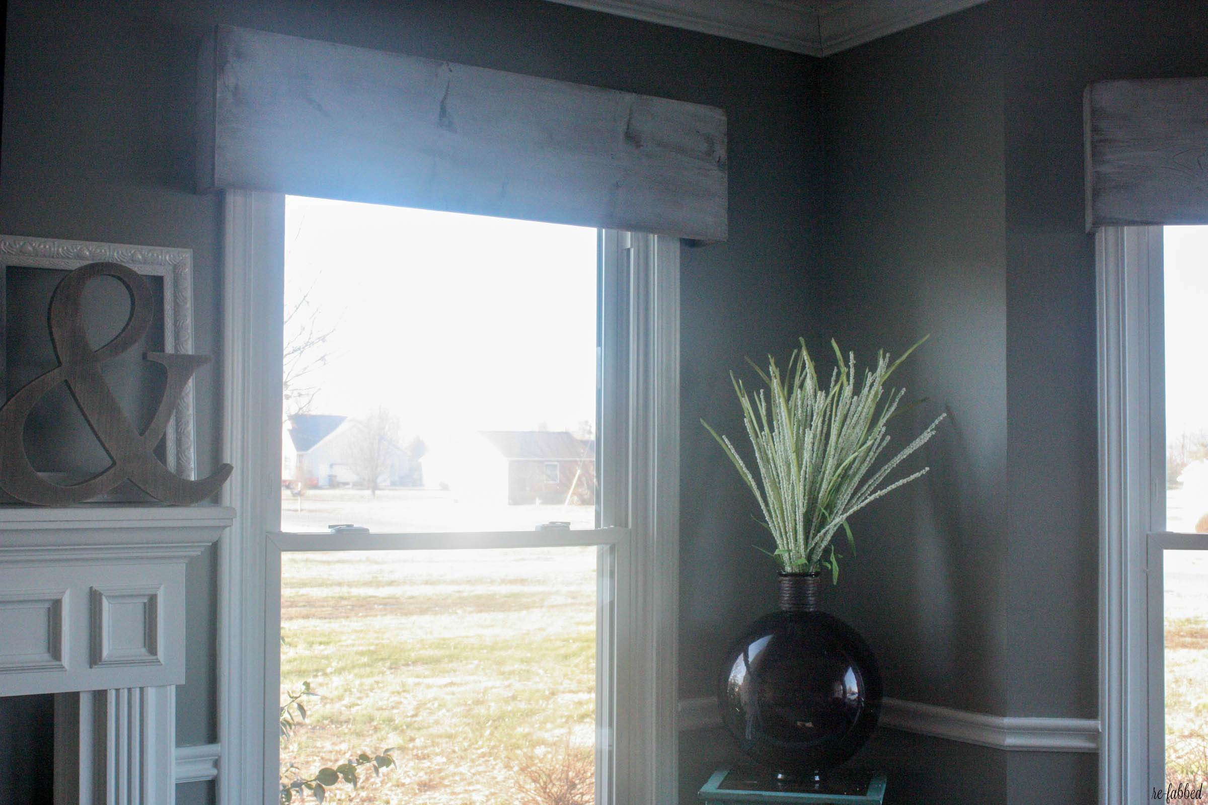 Cornice Board Window Coverings