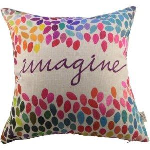 Imagine Pillow Cover