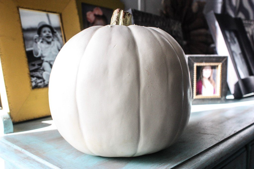DIY Washi Tape Pumpkin Tutorial