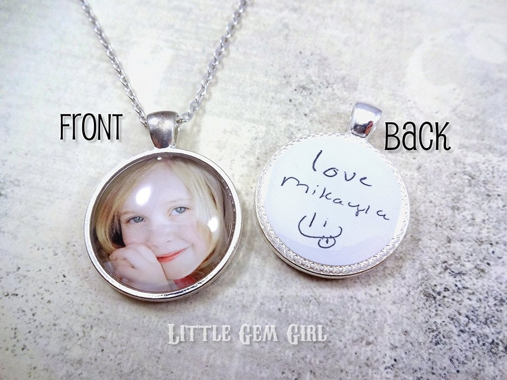 Grandparent Personalized Necklace