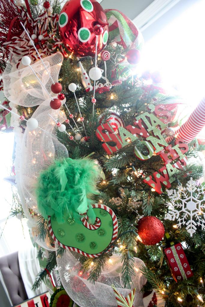 Whimsical Christmas Tree