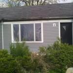 The Cottage Charmer- Exterior Progress