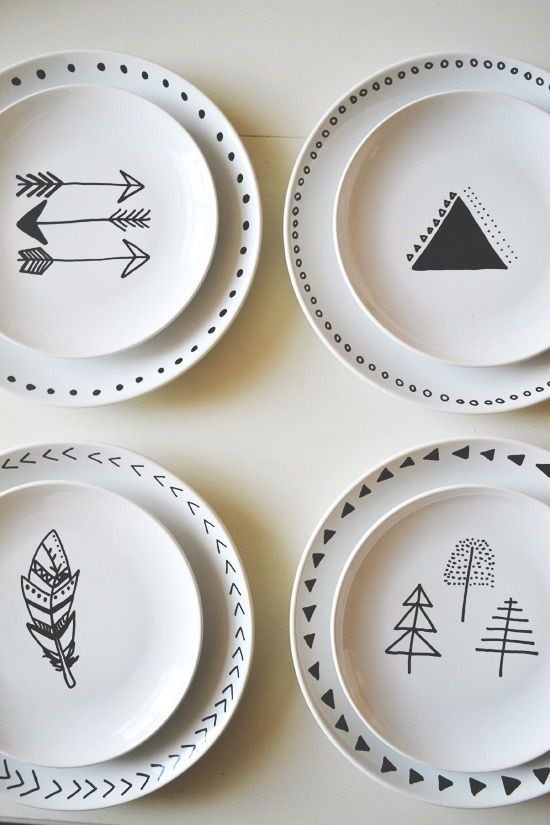Check out these DIY Sharpie Ideas and projects, grab ya a sharpie, and get to creating something awesome!
