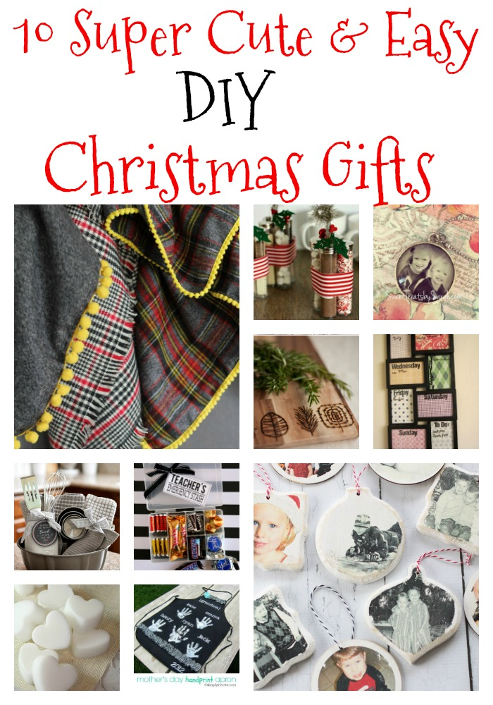 10 Super Easy Diy Christmas Gifts Re Fabbed