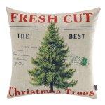 Farmhouse Christmas Pillow Covers