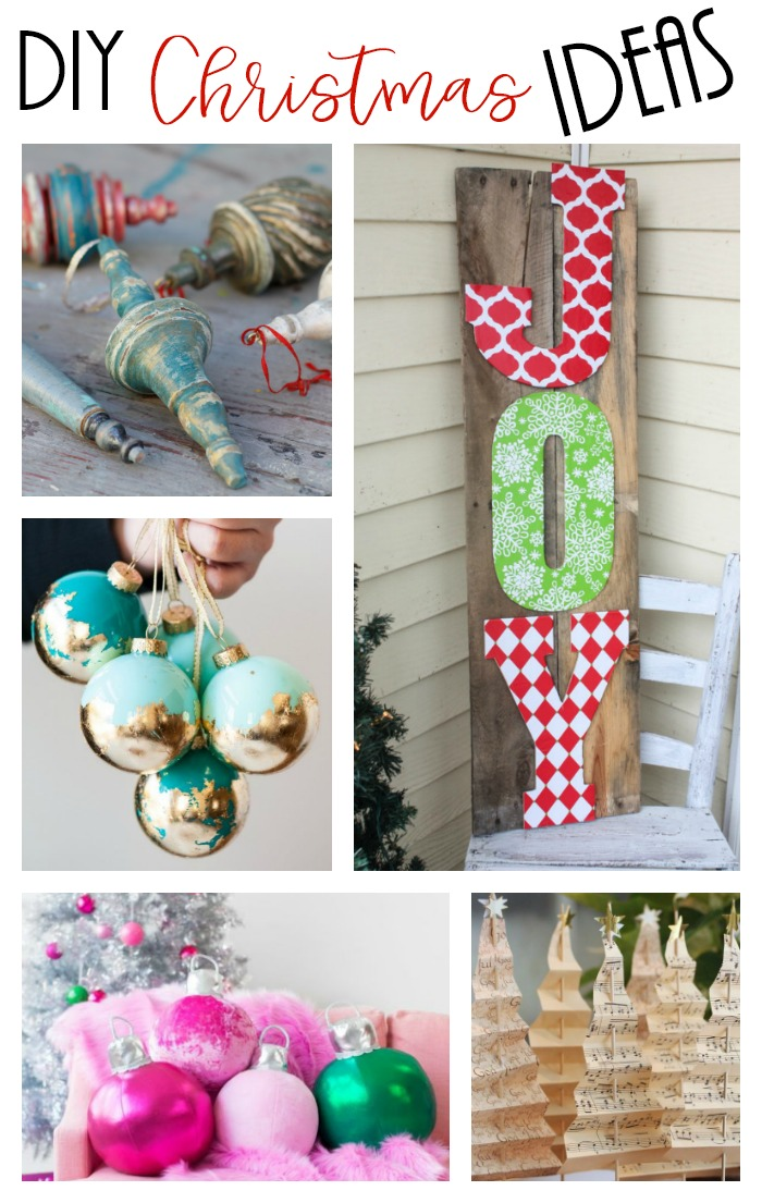 Cute Christmas Ideas.10 Super Cute Diy Christmas Projects Re Fabbed
