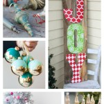 10 Super Cute DIY Christmas Projects