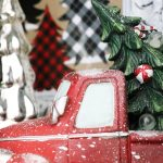DIY Christmas Box Sign