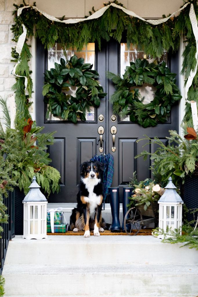 10 gorgeous outdoor Christmas inspiration ideas!