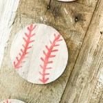 DIY Baseball Bedroom Decor