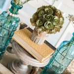 Budget Friendly Spring Table Vignette
