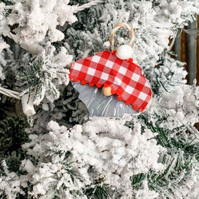 diy tile ornaments
