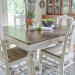 You Can't Beat Classic- White Furniture Makeovers