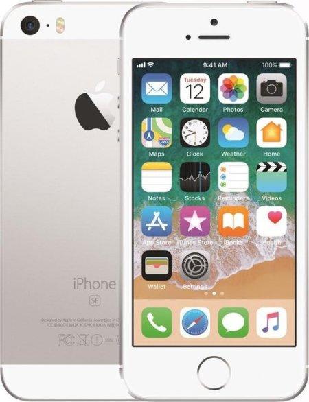 Refurbished Apple iPhone SE - 32GB - Zilver