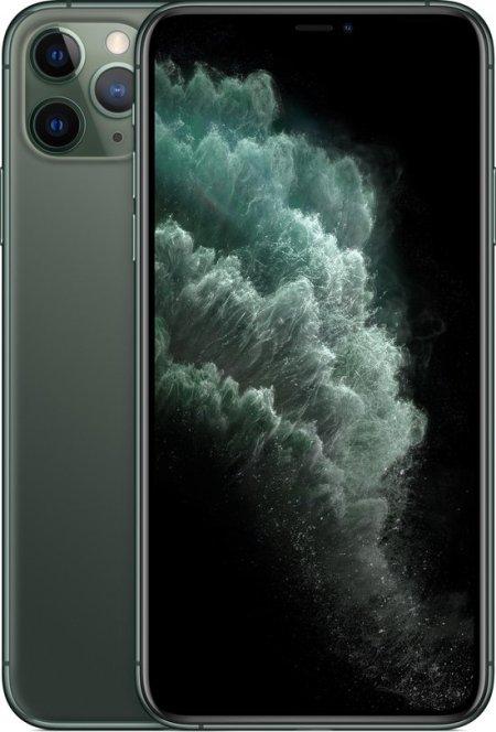 Apple iPhone 11 Pro Max - 64 GB - Mitternachtsgrün