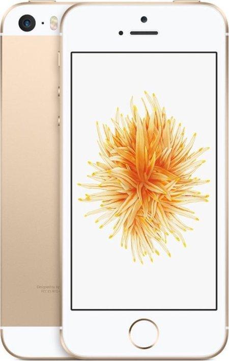 Überholtes Apple iPhone SE - 64 GB - Gold