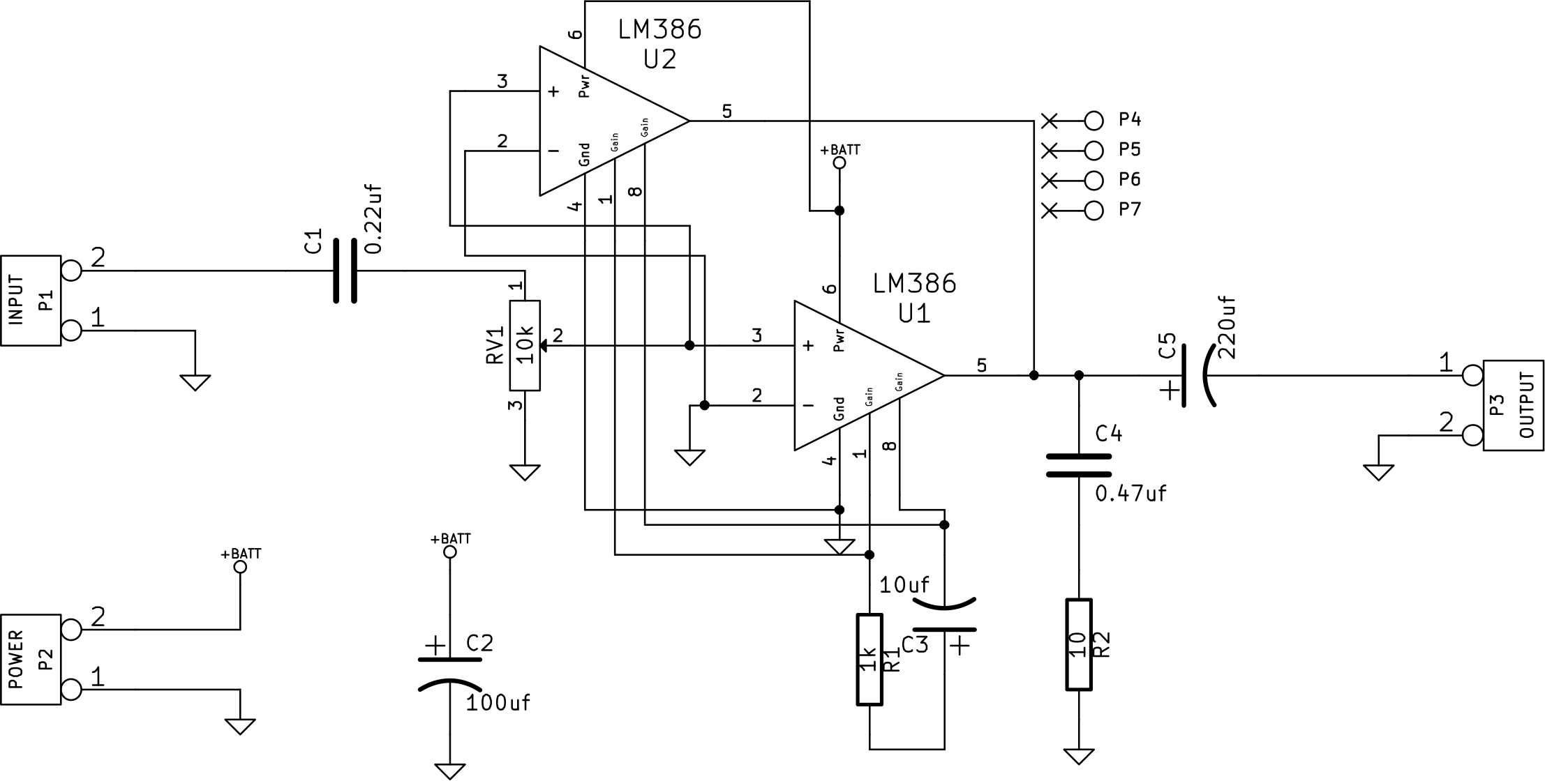 Mini Amplifier Kit Renewable Energy Innovation