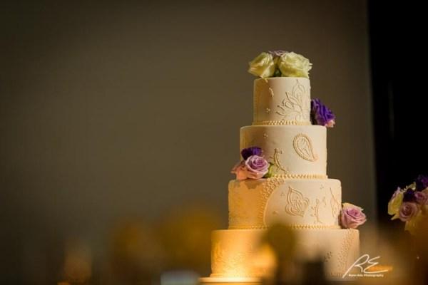 Vie wedding Cake