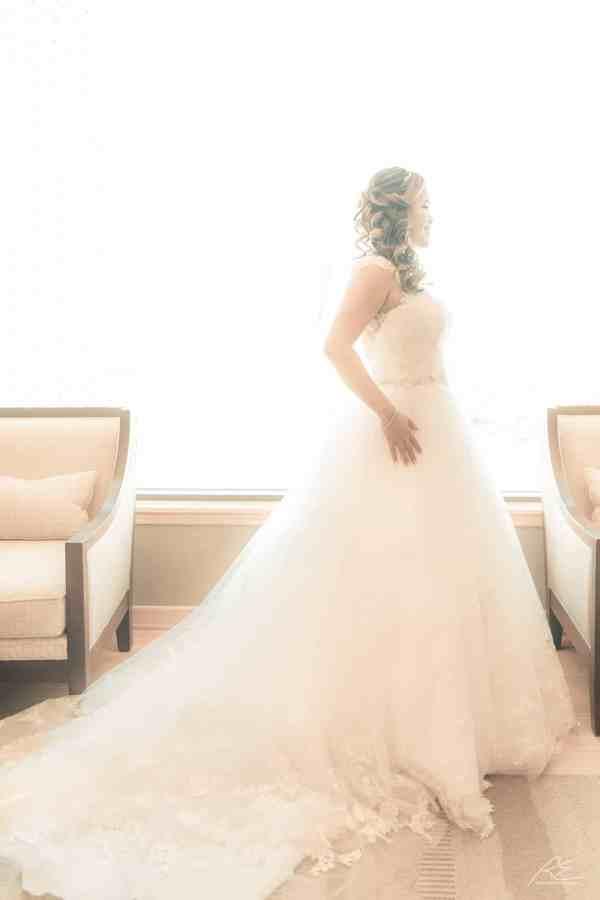 Bride at Lambertville Inn