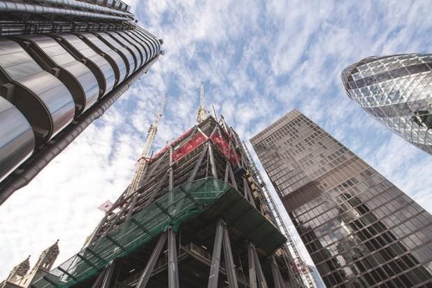 In Progress The Leadenhall Building_ Rogers Stirk Harbour + Partners_03