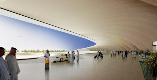 Kuwait International Airport _ Foster + Partners 03
