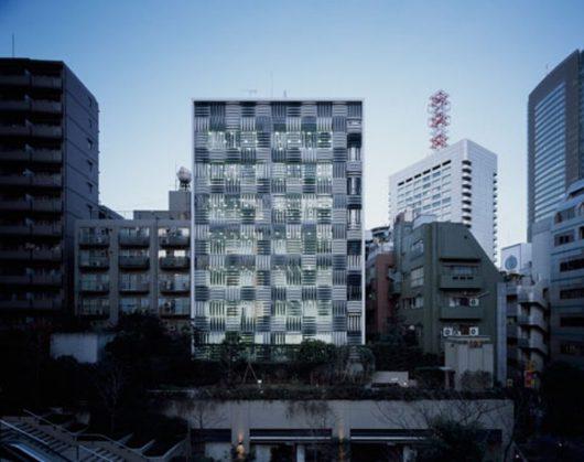 20 façades de bâtiments créatifs pour les bâtiments commerciaux du monde entier - Akasaka Phoenix