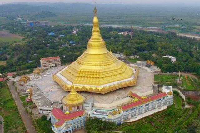 Global Vipassana Pagoda, Mumbai - Sheet3