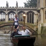 Torch on a punt